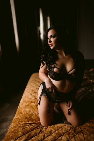 Solaine incall escorts in Hermiston, OR
