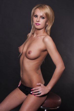 Alexie backstage escort girl Coalville, UK